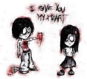 cinta mati harus dijaga sampai mati